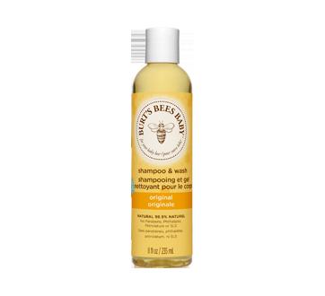 Burt's Bees Baby shampooing et gel nettoyant, 235 ml