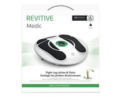 medic circulation booster 1 unit revitive accessoires pour massage et relaxation jean coutu. Black Bedroom Furniture Sets. Home Design Ideas