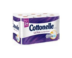 Image du produit Cottonelle - Ultra Comfort Care papier de toilette, 12 unités