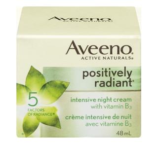 Positively Radiant crème de nuit , 48 ml