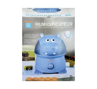 Humidificateur ultrasonique à brume fraîche, 1 unité, hippopotame