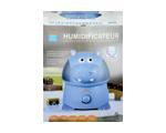 Humidificateur ultrasonique à brume fraîche- hippopotame