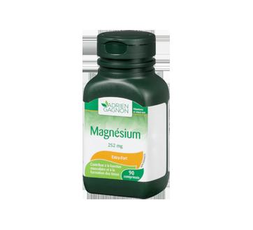 Image 1 du produit Adrien Gagnon - Magnésium 252 mg , 90 unités