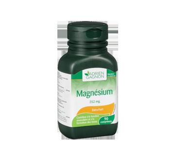 Image 2 du produit Adrien Gagnon - Magnésium 252 mg , 90 unités