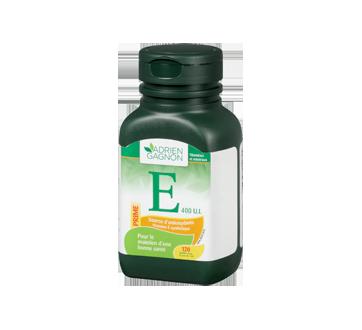 Image 1 du produit Adrien Gagnon - Vitamine E 400 UI, 120 unités