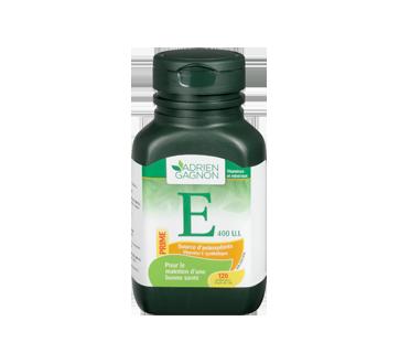 Image 3 du produit Adrien Gagnon - Vitamine E 400 UI, 120 unités
