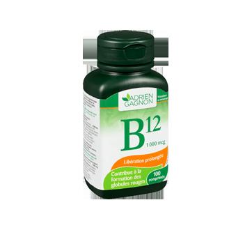 Image 2 du produit Adrien Gagnon - Vitamine B12 1000 mcg, 100 unités