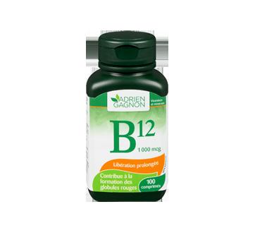 Image 3 du produit Adrien Gagnon - Vitamine B12 1000 mcg, 100 unités