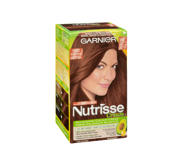 nutrisse coloration garnier coloration permanente jean coutu - Shampoing Colorant Garnier