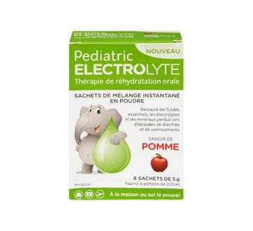 Image 3 du produit Pediatric Electrolyte - Pediatric Electrolyte poudre, 8 X 5 g, pomme