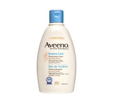 Soin de l'eczéma crème hydratante, 330 ml