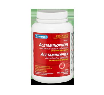 Image du produit Personnelle - Acétaminophène 500 mg, 500 unités