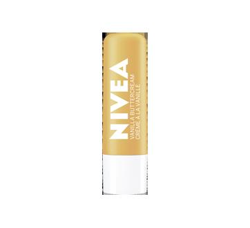 Image 2 du produit Nivea - Baume à lèvres crème à la vanille, emballage double, 2 unités