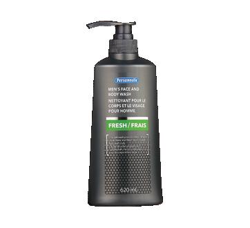 Nettoyant pour le corps et le visage pour hommes, 620 ml