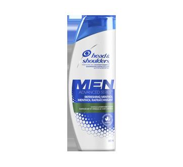 Shampoing antipelliculaire, 380 ml, menthol rafraîchissant
