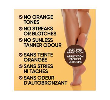 Image 4 du produit Jergens - Éclat Naturel Instant Sun mousse autobronzante bronzage ultra foncé, 180 ml