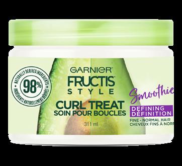 Fructis Style Curl Treat soin pour boucles définition, 311 ml, Smoothie