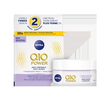 Q10 Power crème de jour anti-rides, peaux sensibles, 50 ml