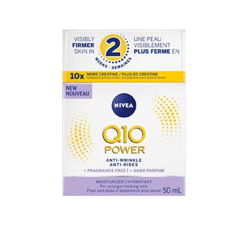 Image 2 du produit Nivea - Q10 Power crème de jour anti-rides, peaux sensibles, 50 ml