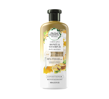 Image du produit Herbal Essences - Bio Renew Honey & Vitamin B revitalisant sans sulfate, 400 ml