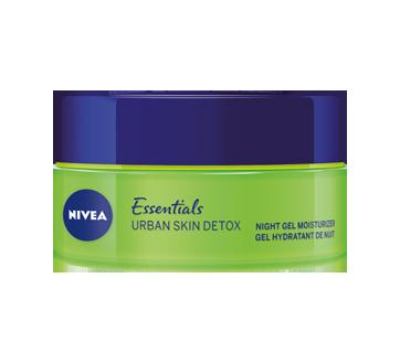 Image 3 du produit Nivea - NIVEA Urban Skin Detox gel hydratant de nuit , 50 ml