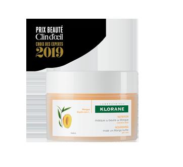 Masque au beurre de mangue pour cheveux secs, 150 ml