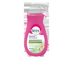 Image du produit Veet - Crème dépilatoire pour peau sèche, 400 ml, lys et beurre de karité