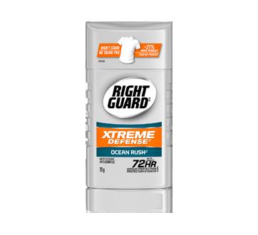 Right Guard Xtreme Defense antisudorifique, 73 g, Ocean Rush