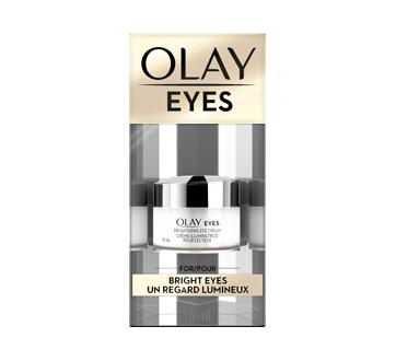 Eyes crème illuminatrice pour les yeux et pour les cernes, 15 ml