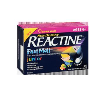 Image 3 du produit Reactine - Reactine Vit-Dissous formule junior, 24 unités