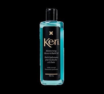 Huile hydratante pour la douche et le bain, 450 ml, doucement parfumée