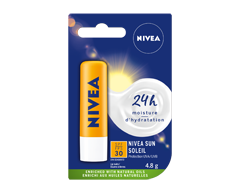 Image du produit Nivea - Baume à lèvres - Soleil SPF 30