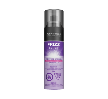 Frizz Ease Moisture Barrier fixatif, 340 g, tenue intense