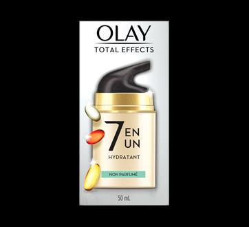 Hydratant anti-âge Total Effects, 50 ml, non parfumé