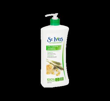 Image 2 du produit St. Ives - Lotion corporelle vitamine E hydratation quotidienne, 600 ml