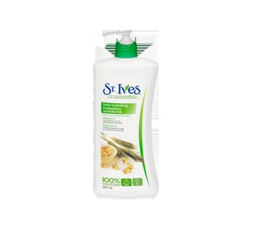 Image 3 du produit St. Ives - Lotion corporelle vitamine E hydratation quotidienne, 600 ml