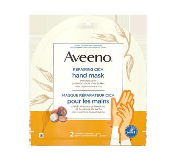 Masque réparateur CICA pour les mains, 1 unités