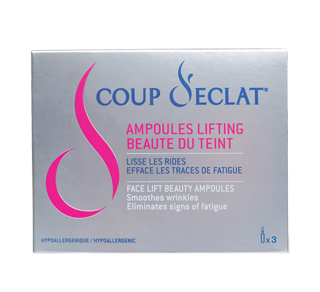 Ampoules lifting beauté du teint, 3 x 1 ml