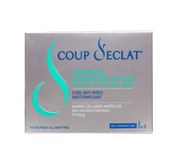 Image 2 du produit Coup d'éclat - Concentré énergétique au collagène marin, 3 x 1 ml