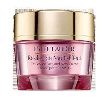 Resilience Multi-Effect crème Tri-Peptide visage et cou FPS 15, 50 ml