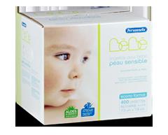Image du produit Personnelle Bébé - Lingettes pour bébé peau sensible, 400 unités