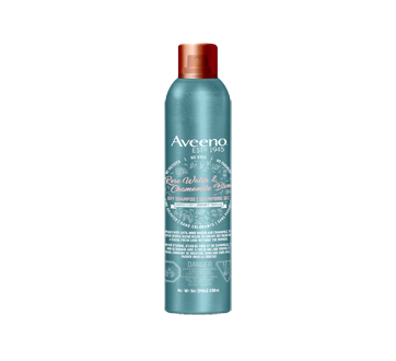Rose Water & Chamomile Blend shampoing sec douceur et souplesse, 142 g