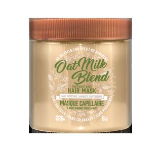 Oat Milk Blend masque capillaire à base d'avoine pour la nuit hydratation quotidienne, 195 g, lait d'avoine