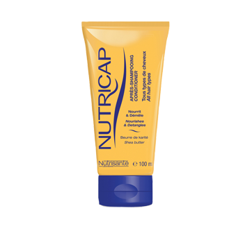 Image du produit Nutricap - Après-shampooing, 100 ml, beurre de karité