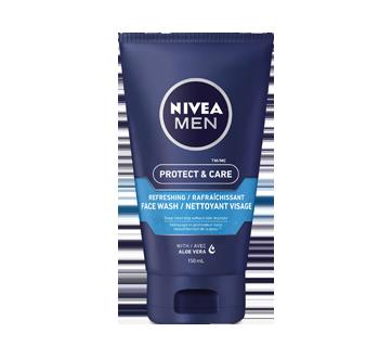 Protect & Care nettoyant visage rafraîchissant, 150 ml