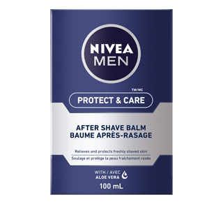Protect & Care baume après-rasage, 100 ml