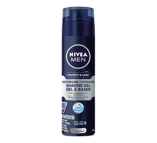 Protect & Care gel à raser hydratant, 200 ml