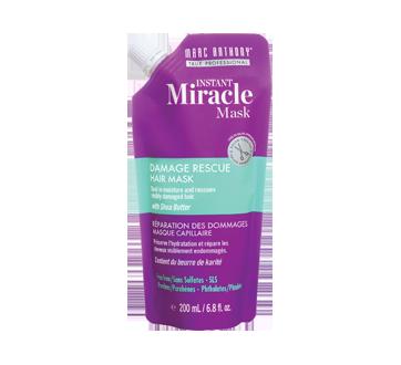 Instant Miracle Mask réparation des dommages masque capillaire, 200 ml