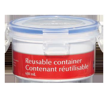 Contenant réutilisable, 680 ml
