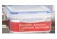 Vignette du produit Home Exclusives - Contenant réutilisable, 860 ml